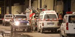 Atak na hotel w Mogadiszu. Co najmniej 10 osób zginęło, wiele jest rannych