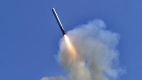 Amerykański Tomahawk, czy rosyjski Iskander? Rozpoznasz rakietę na zdjęciu?