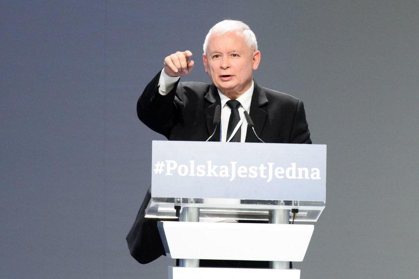 Dzieńz życia Kaczyńskiego