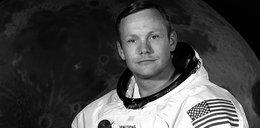 Zmarł Armstrong, pierwszy człowiek na Księżycu