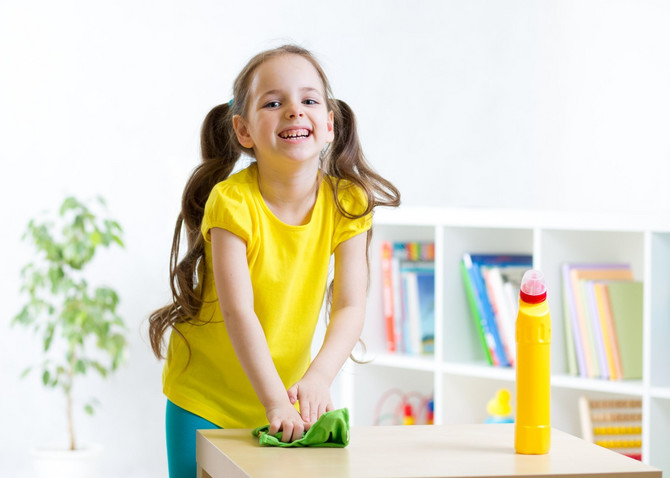 Kada radna navika nastane tada određena aktivnost detetu više nije odbojna