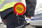POKRIVALICA POLICIJA saobraćajna policija kontrola saobraćaj