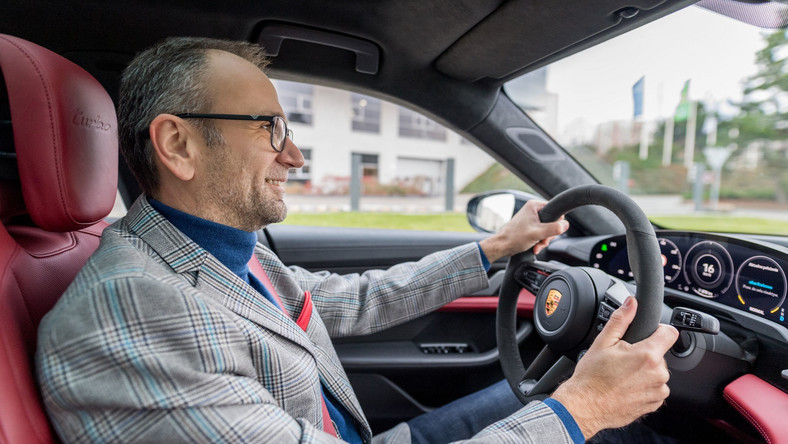 Pavel Solc, prezes zarządu Volkswagen Group Polska