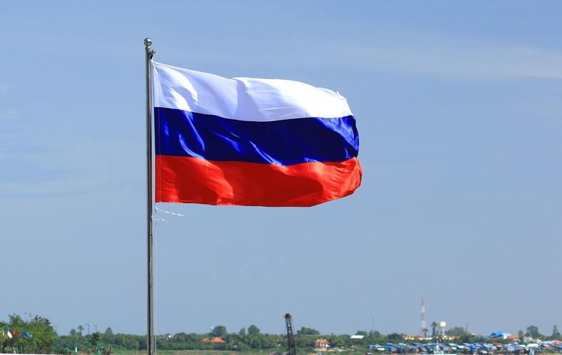 rosja flaga rosji