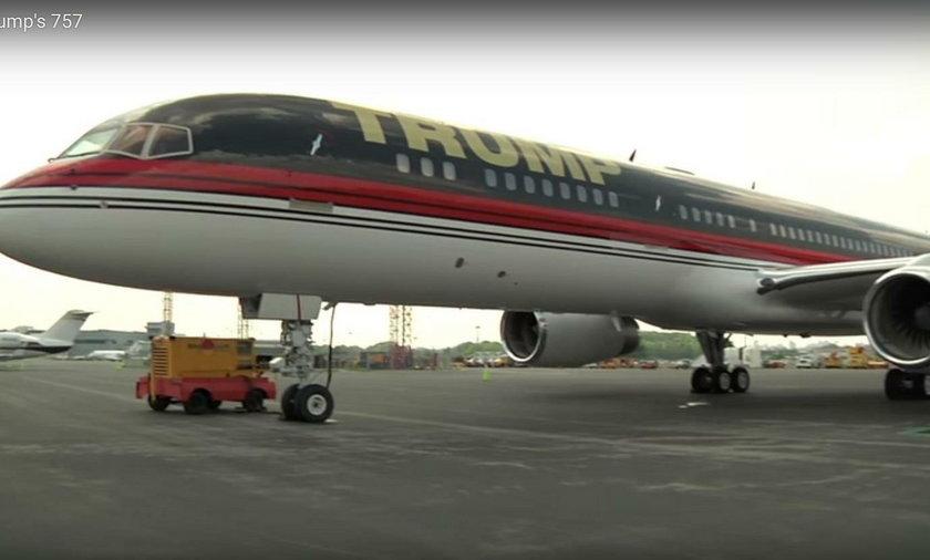Samolot Trumpa