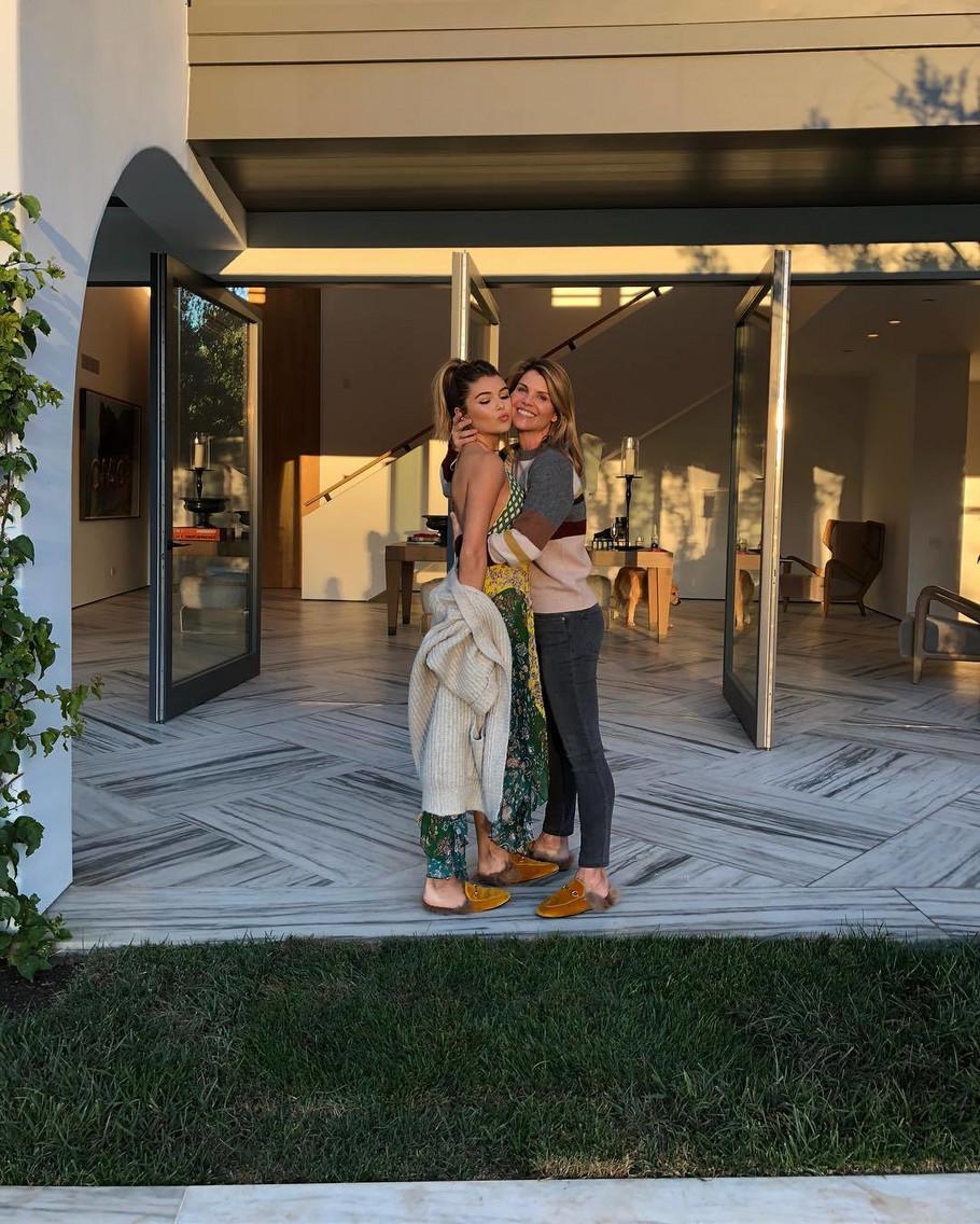 Olivija Džejd i Lori Loglin