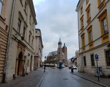 Kraków jest drugim polskim miastem, w którym działa Taxify