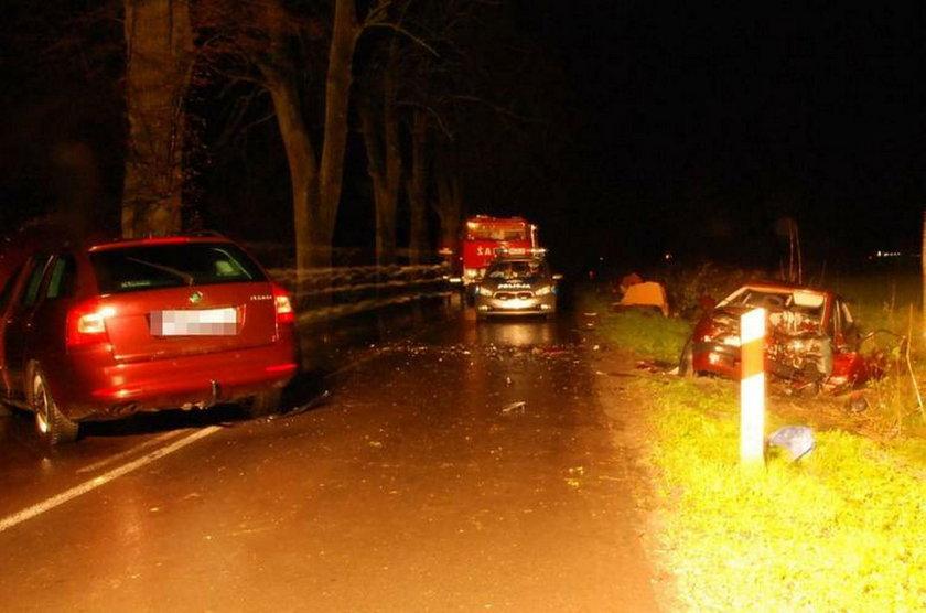 Przez pijanego kierowcę ciężarna 19-latka straciła dziecko