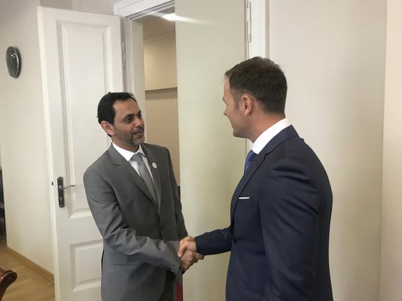 Mali sa ambasadorom UAE