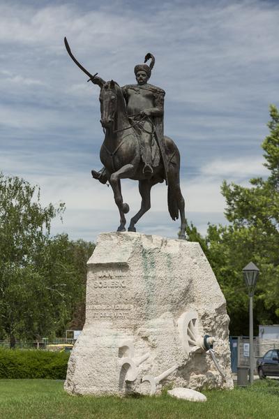 Pomnik Jana III Sobieskiego w Šturovie
