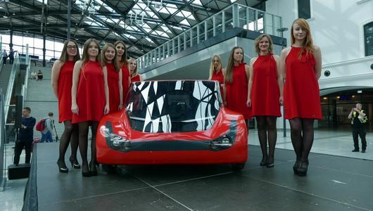 Polski samochód elektryczny w Australii