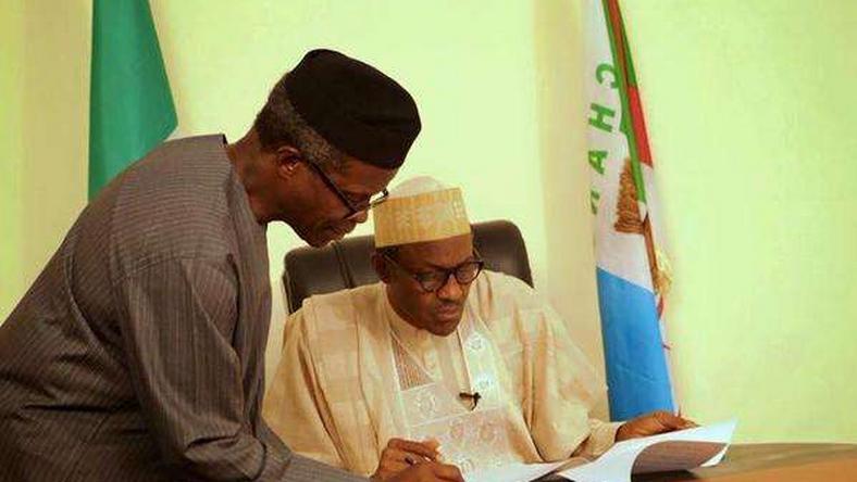 Image result for NIGERIAN GOVT FG BUHARI