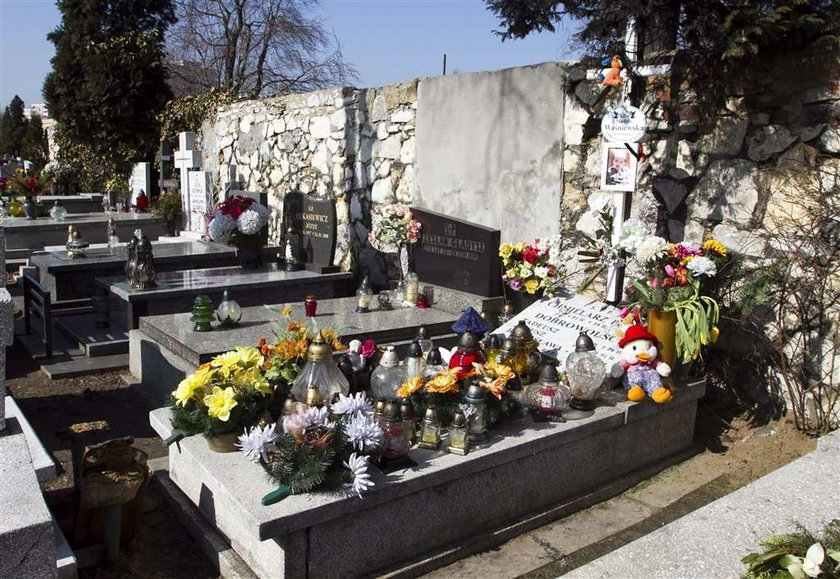 grób Madzi, Sosnowiec