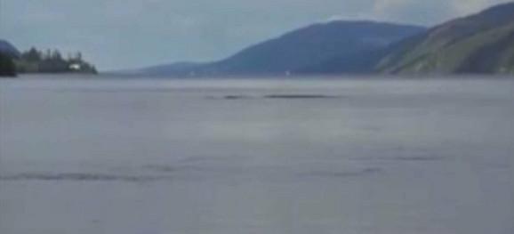 Svedok je primetio čudne obrise životinje koja je promolila glavu na površinu Loh Nes