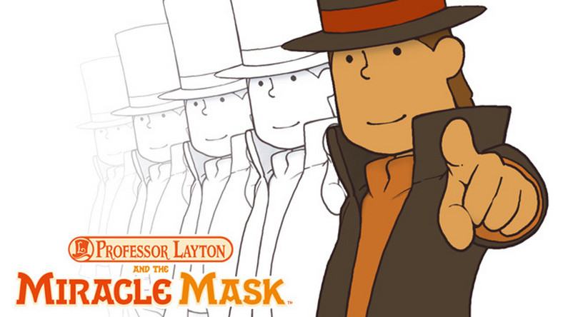 Recenzja: Professor Layton and the Miracle Mask