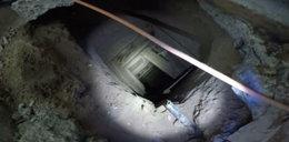 Tajemniczy tunel prowadził do KFC. Kto go zrobił i po co?