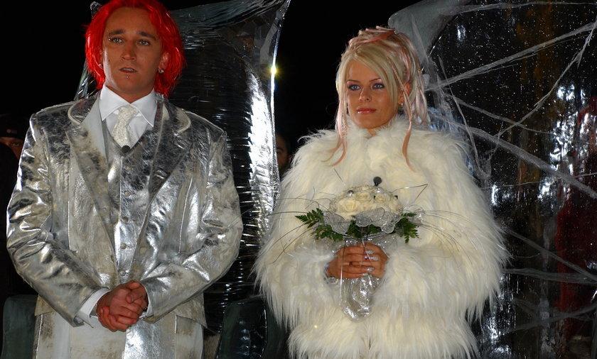 Michał Wiśniewski i Mandaryna biorą  ślub