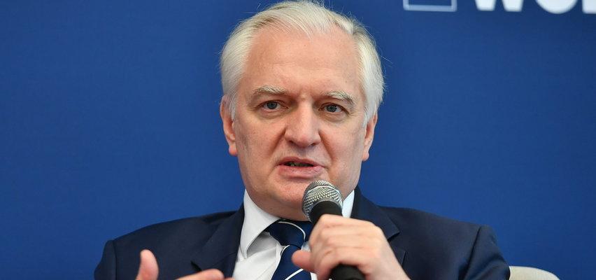 """Jarosław Gowin o kolejnym lockdownie. """"Zaszczepionym trzeba dać gwarancję, że nie obejmą ich obostrzenia"""""""