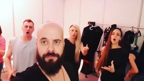 """Večeras pevaju u finalu """"Evrovizije"""", a ovako se pripremaju pred nastup!"""