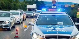 Wypadek z udziałem polskiego busa w Niemczech