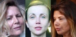 Gwiazdy bez makijażu. Poznasz je?