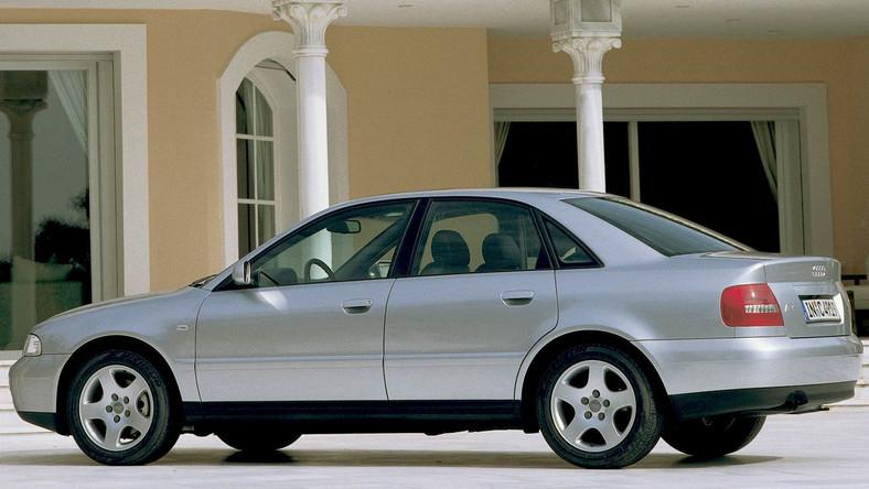 Audi A4 B5 Dobry Wybór Z Haczykiem Test I Opinie Moto