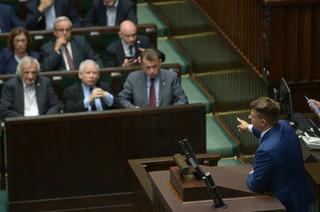 Petru: Wniosek do komisji etyki ws. wypowiedzi Kaczyńskiego