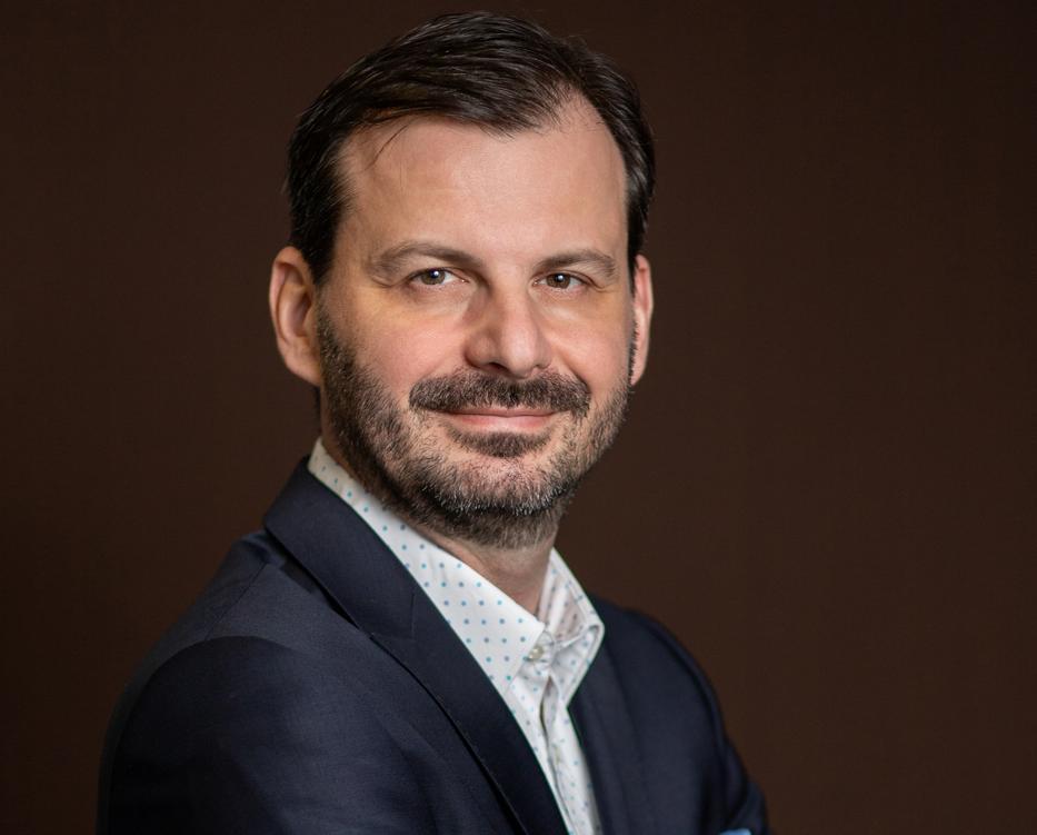Bartal Tamás, vezérigazgató, Nemzeti Útdíjfizetési Szolgáltató Zrt.
