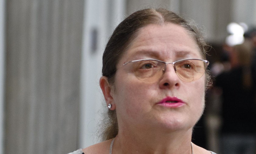 Krystyna Pawłowicz zapłaci za wpis? Chcą ją usunąć z Facebooka