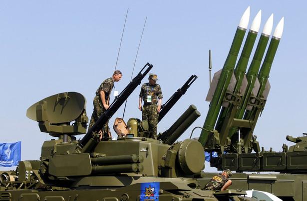 Za strącenie boeinga prawdopodobnie odpowiadają prorosyjscy separatyści EPA/YURI KOCHETKOV