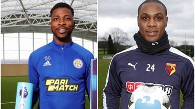 How Austin 'Jay Jay' Okocha, Osaze Odemwingie, Odion Ighalo and Kelechi Iheanacho won their Premier League's Player of the Month awards