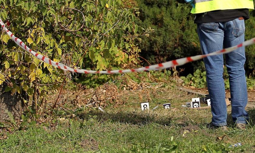 Znaleźli ciało mężczyzny