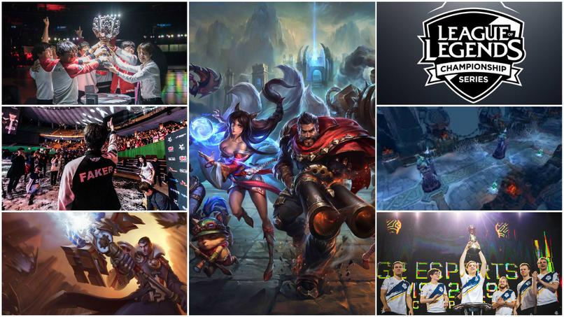 10 lat League of Legends