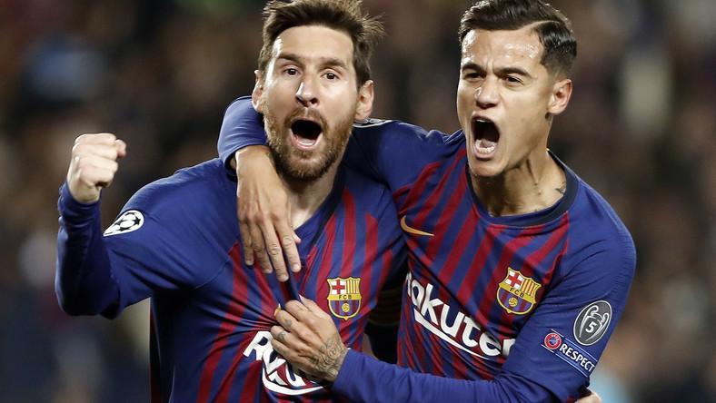 72247a1445 FC Barcelona - Manchester United  wynik i relacja z meczu - Piłka nożna
