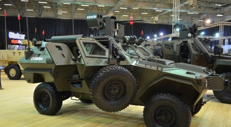 Gov't seeks $166 million loan to buy armoured vehicles