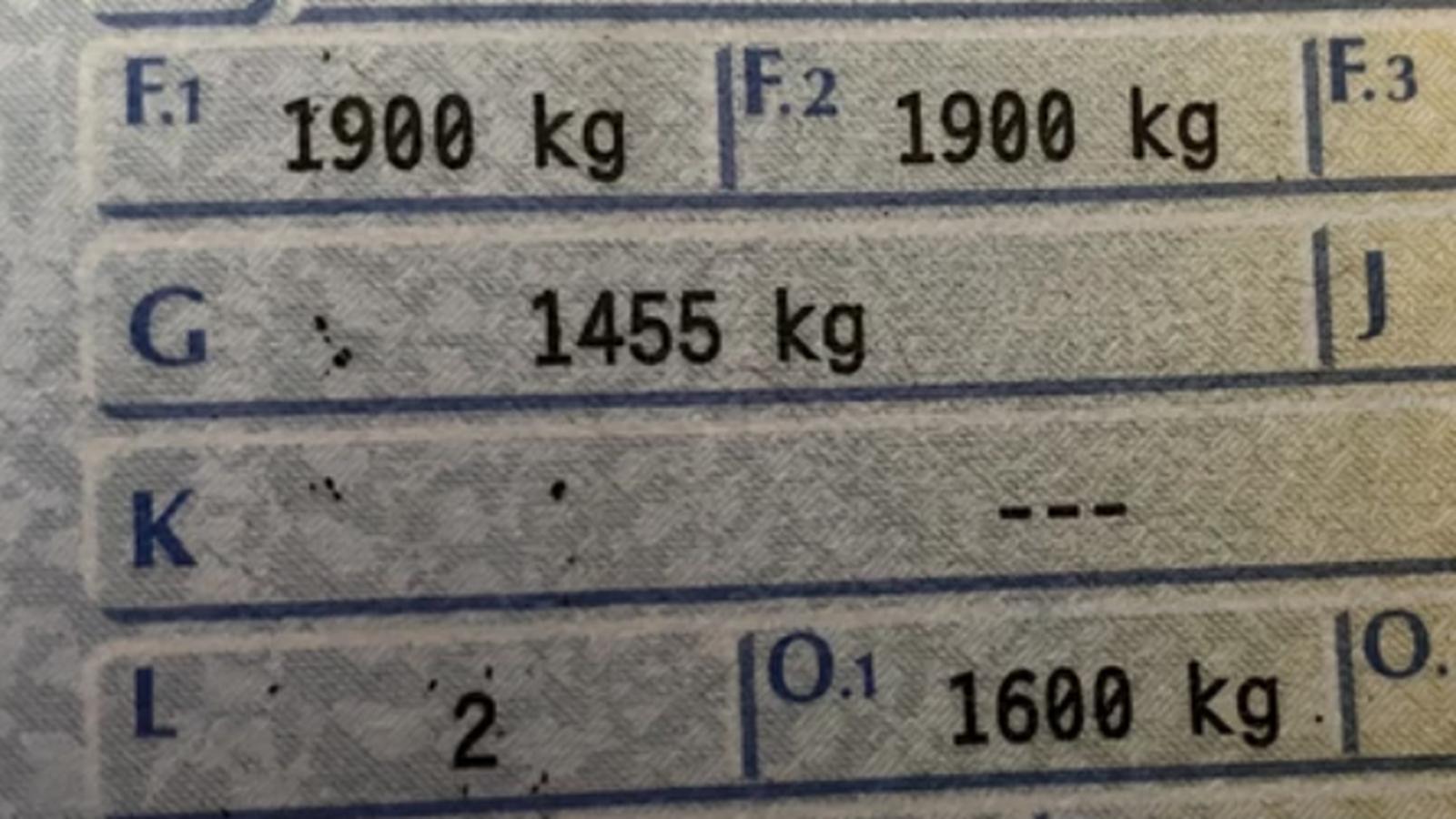 """Jaka jest różnica pomiędzy polami """"F.1"""" a """"F.2"""" w dowodzie rej.? Istotna i lepiej się nie pomylić"""