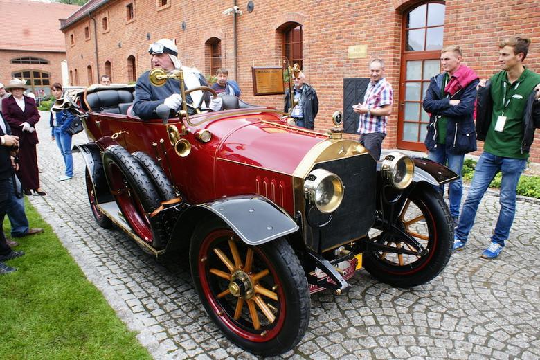 Mercedes Pozen z 1912 roku