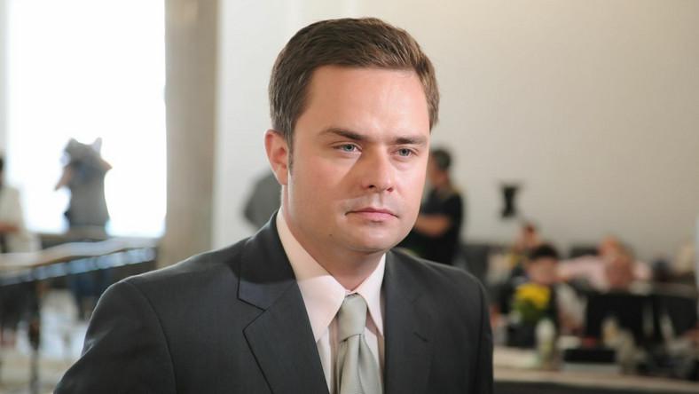 Adam Hofman ostro krytykuje Marka Wełnę