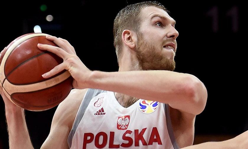 El. ME koszykarzy : Polska - Rumunia 91:61