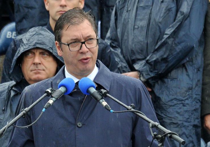 Kraljevo, Vojna vežba, Zajednički udar, Aleksandar Vučić, Vojska Srbije