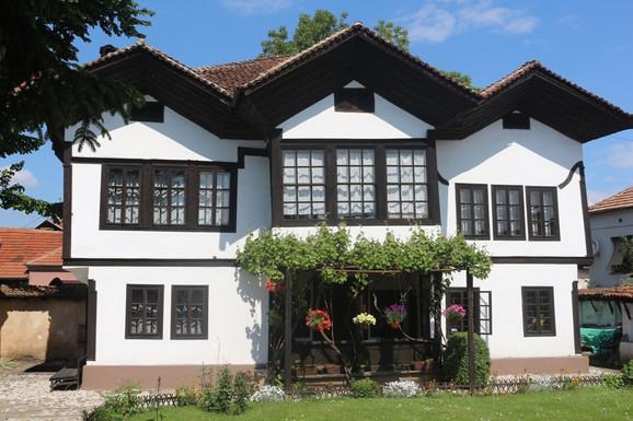 Stara kuća u Pirotu
