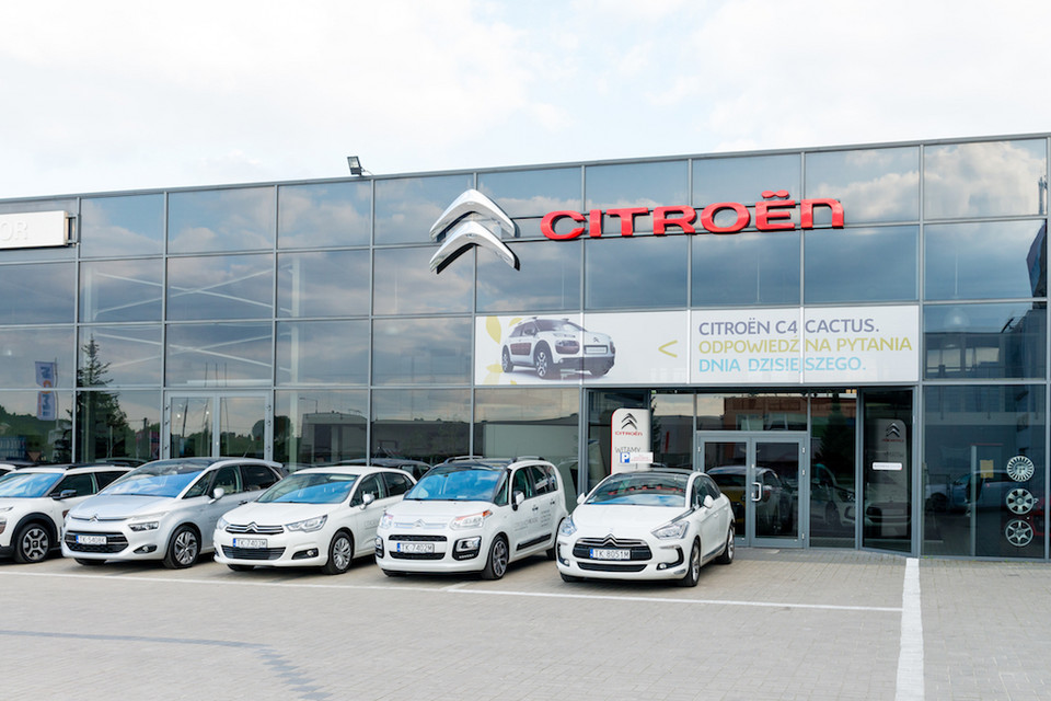 Citroen - FIX FORUM LIDER sp. z o.o. - Kielce
