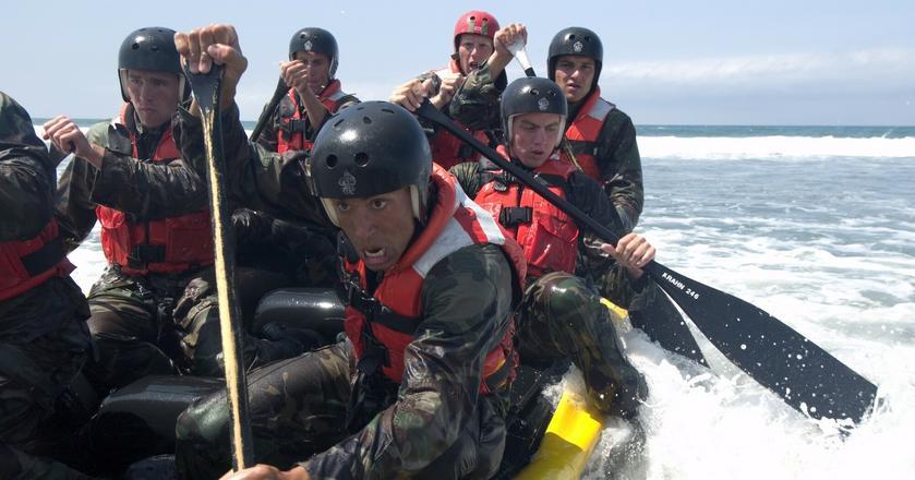 """""""Piekielny tydzień"""" to legendarna selekcja kandydatów do Navy Seals"""