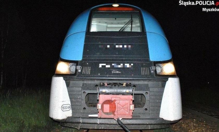 Głupi żart nastolatków mógł doprowadzić do katastrofy kolejowej