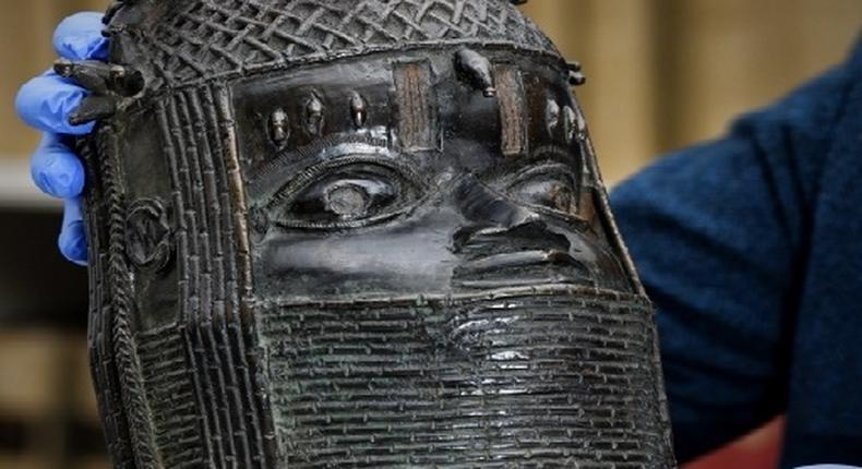Head of an Oba bronze sculpture to be returned to Nigeria [University of Aberdeen]