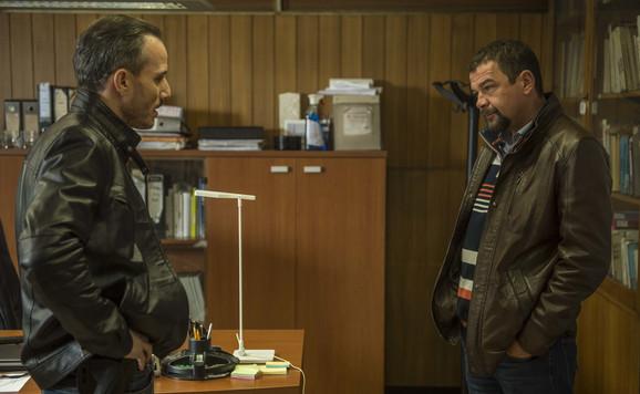Nebojša Glogovac je poslednju filmsku scenu snimio u Bjelogrlićevom filmu
