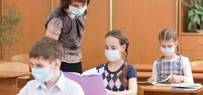 Nowe wytyczne sanitarne dla szkół w związku z pandemią