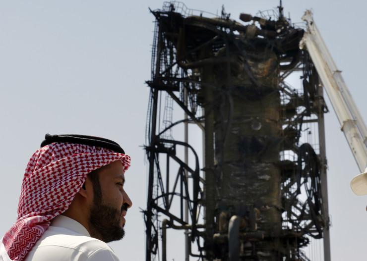 saudijska arabija napad