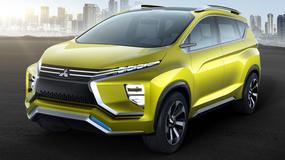 Mitsubishi XM Concept ujawnione - crossover i minivan w jednym