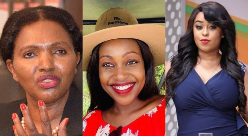 Tabitha Karanja speaks on Tecra Muigai's death, KTN's Sharon Momanyi announces pregnancy and other top stories
